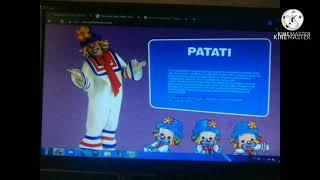 menu Patati Patatá volta ao mundo