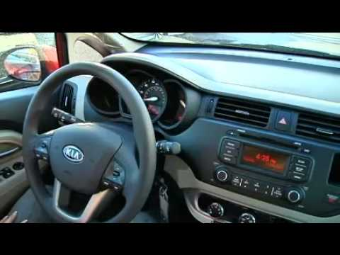 KIA Rio-5 - Expert Car Review by Lauren Fix