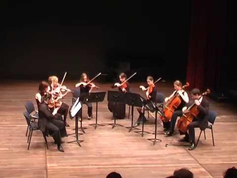 Mendelssohn Octet deel 1 - leden van MIRA - Romana Porumb (2006)