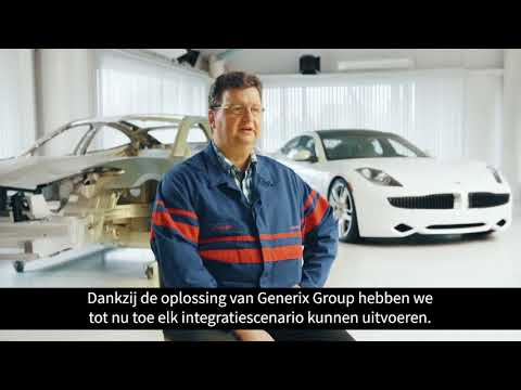 Valmet Automotive implementeert de EDI oplossing van Generix Group met hun partner Edimaster
