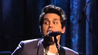 John Mayer   Like A Rolling Stone   Cover Of Bob Dylan At Howard Stern