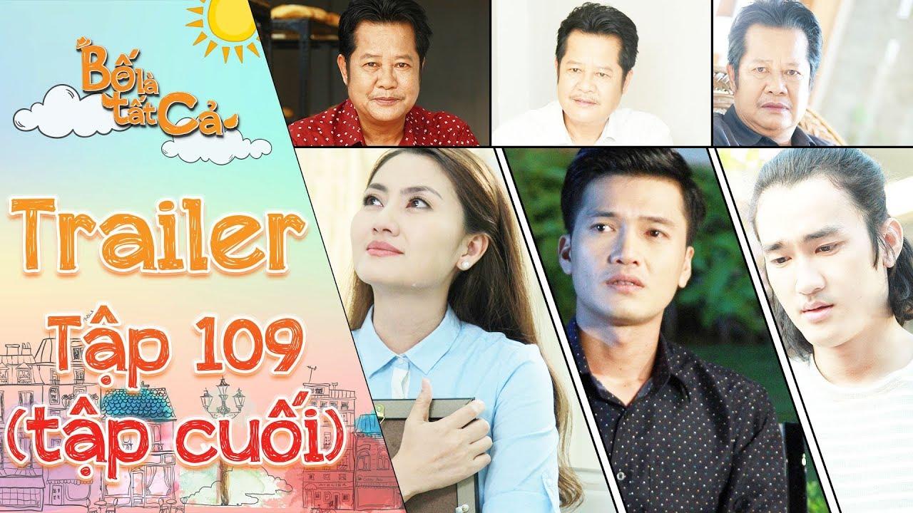 Bố là tất cả | trailer tập 109: Minh Thảo, Minh Nhân, Minh Nghĩa nhớ ba Hiếu da diết vào ngày giỗ ba