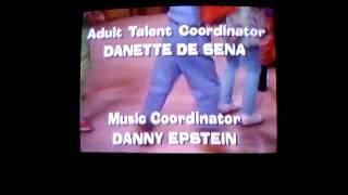 Closing To Sesame Street Get Up & Dance 1997 VHS