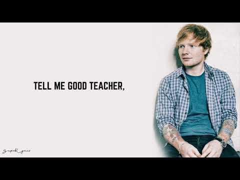 Ed Sheeran - No Name (Lyrics)