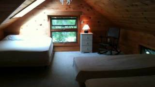 Loft Cabin Video Tour