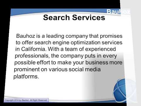 BauhOz Solutions- Web Development and Social Media Services in California