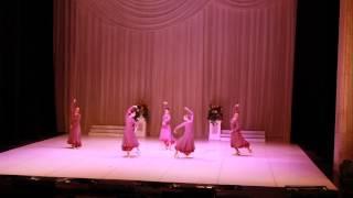 18 Испанский танец Севильяна Юный зиловец сборка