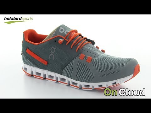 Running Shoe Preview: On Cloud