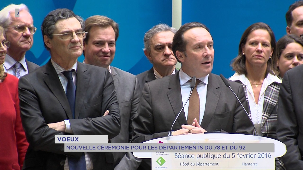 Yvelines : 2017 sous le signe d'un plus fort rapprochement avec les Hauts-de-Seine