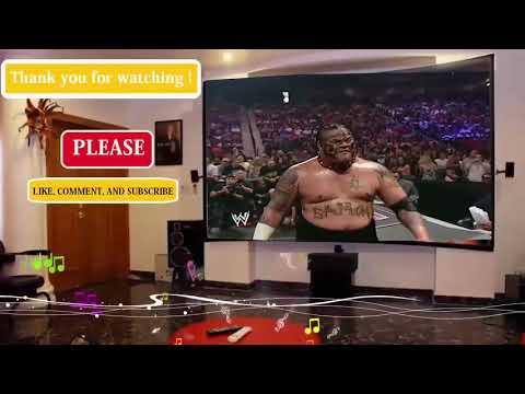 WWE Bobby Lashley vs Mr  McMahon, Shane McMahon and Umaga Street Fight Match ¦ One Night Stand 2018