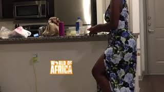 Nigerian beauty vibing 🇳🇬😍😍