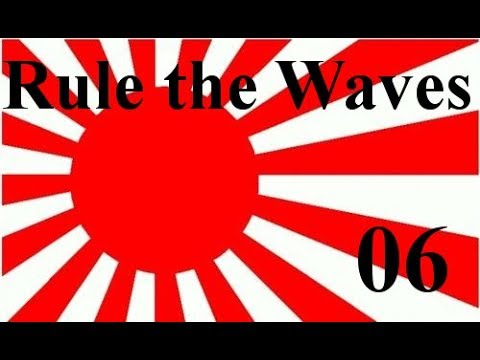 Rule the Waves Japan Episode 06 - That Awesome Feeling