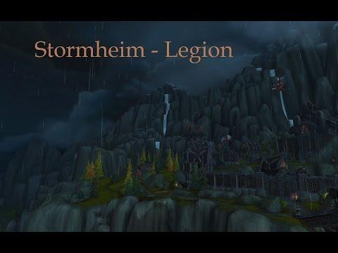 Legion - Stormheim - Horde Part 5 - The Trial of Valor