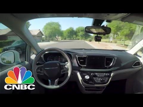 Waymo Unveils Entirely Autonomous Taxi Service | CNBC