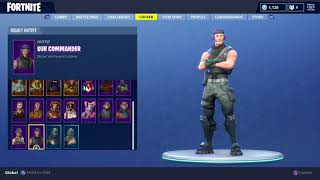 SELLING MY FORTNITE ACCOUNT | 20+SKINS, 10+ GLIDERS, 20+ PICKAXE'S, 60+EMOTES