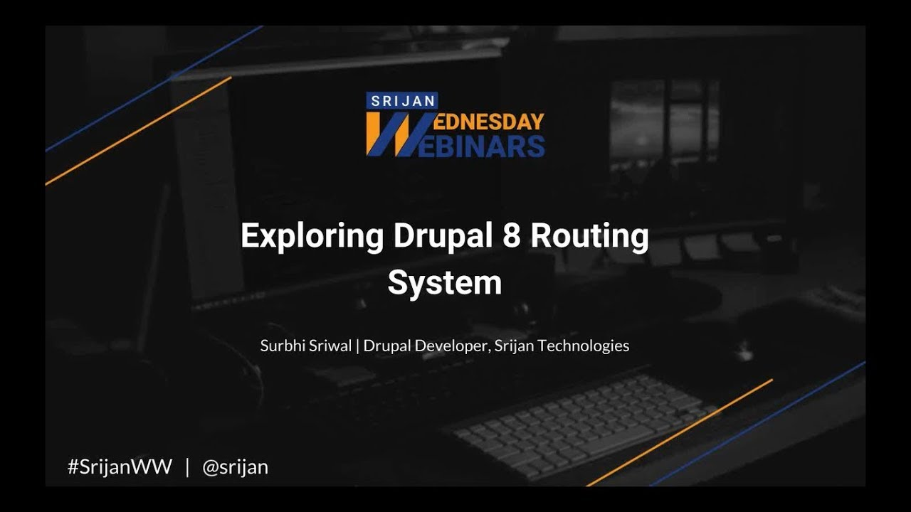 Let's Take the Best Route - Exploring Drupal 8 Routing System