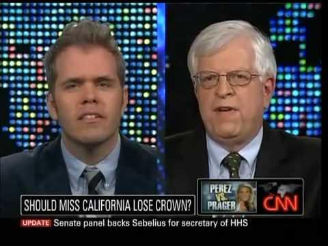 CNN: Perez Hilton Vs. Right Wing Radio Host On Gay Marriage