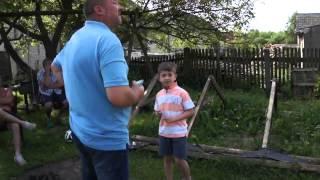 Paweł i Robert Baranowski - Oddział PZHGP 03 Łochów - przylot gołębi - 07.06.2015r.