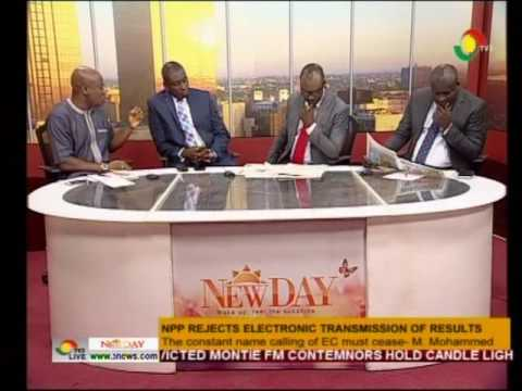 Newspaper Review on NewDay [full video] - 1/8/2016