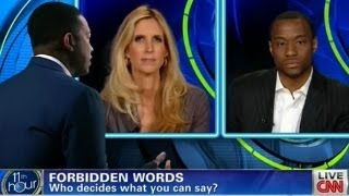 Ann Coulter Discusses The N-Word