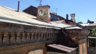 Карлсон,который живет на крыше на каразина 4