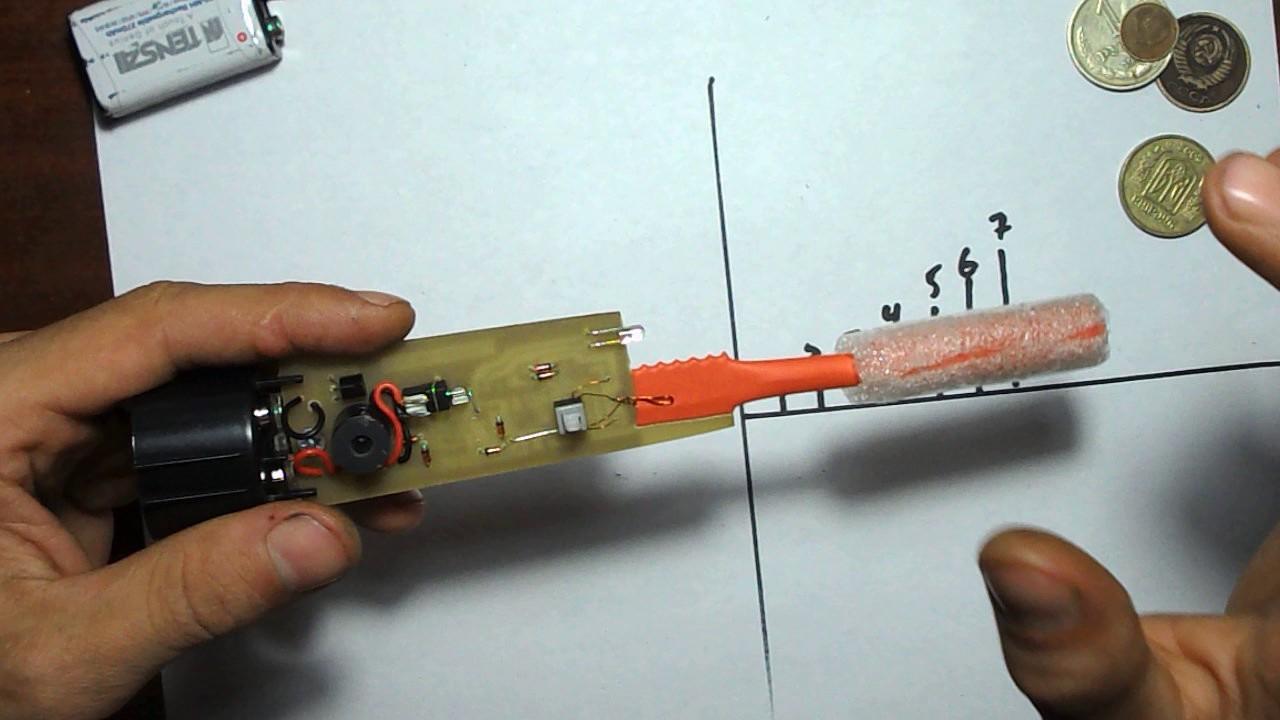 15 июн 2013. В первой части видео вы увидите как проводится проверка и калибровка детектора скрытой проводки meet ms-158m.