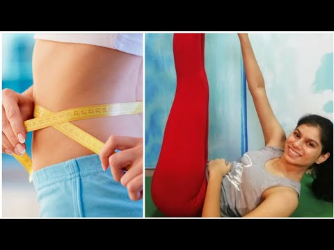 Reduce Belly Fat Within 10 Days With 5 Best Exercises. (IN HINDI)
