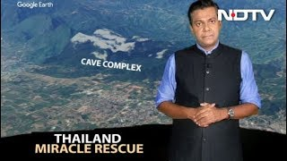 Thai Cave Rescue Makes Encouraging Progress On Day 2 thumbnail