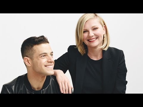 Kirsten Dunst & Rami Malek  Actors on Actors  Full Conversation