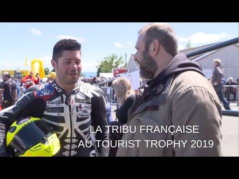 """Emission 74 - La """"tribu"""" française du Tourist Trophy et Norton en pleine effervescence"""