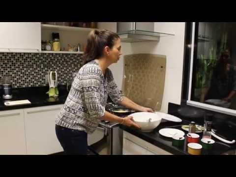 Crepioca - Nutricionistas na Cozinha