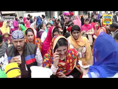 Milan Nagar Kirtan Italy_040416 part - 1 (Media Punjab TV)