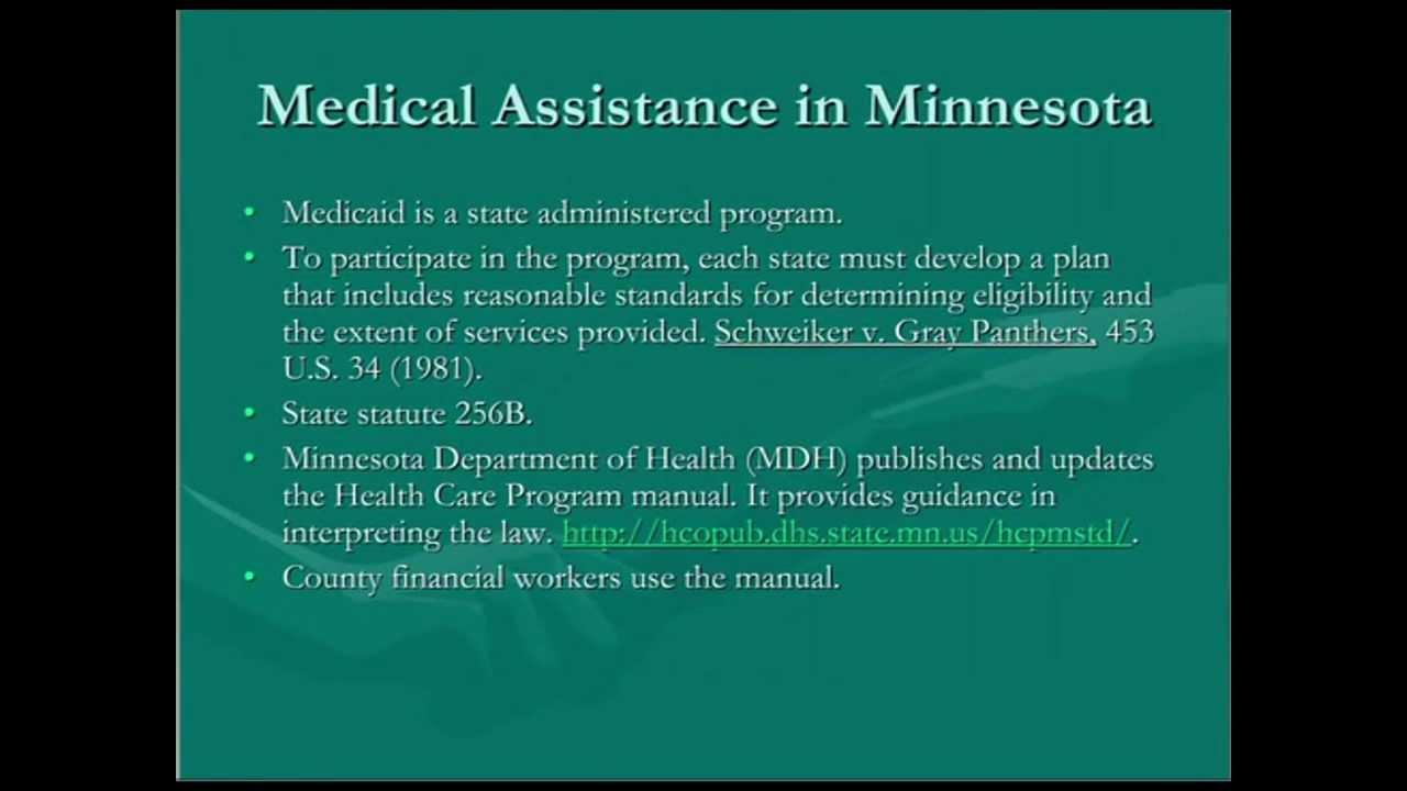 Medicare Vs Medicaid 6123099184 Minnesota Medical Assistance Minneapolis  Elder Law Attorney