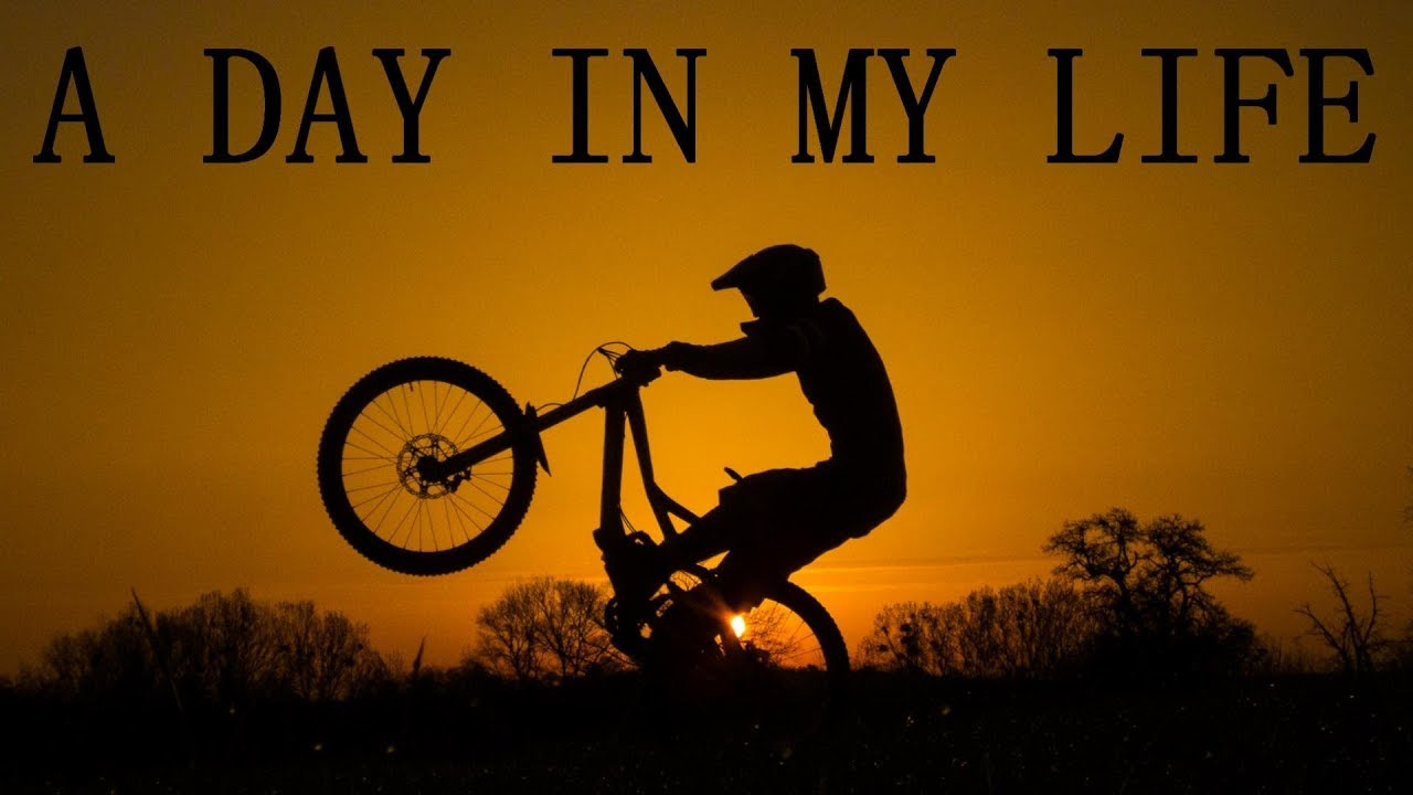 VTT DH//A DAY IN MY LIFE//
