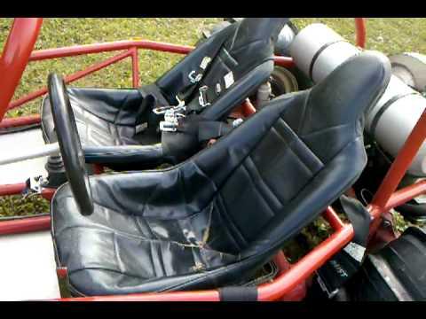 For sale 1835cc VW Sand Rail / Dune Buggy - YouTube