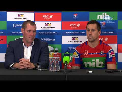 Download NRL Press Conference: Kristian Woolf - Round 24