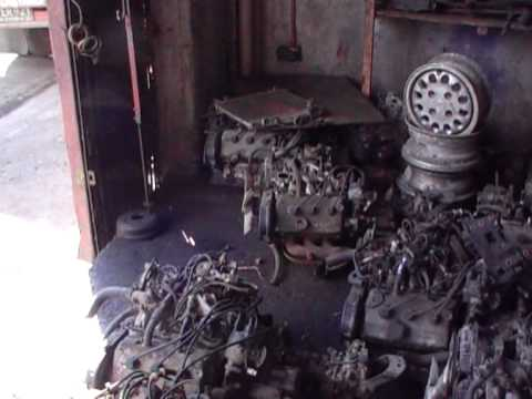 Suzuki Carry F6A Engines with Transmissions - YouTube