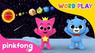 Eight Planets | Word Play | Pinkfong Songs for Children