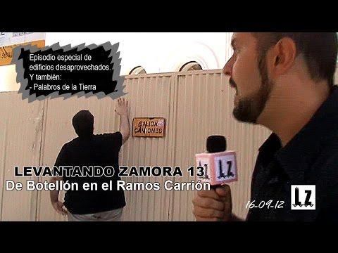 13.Levantando Zamora - De Botellón en el Ramos Carrión