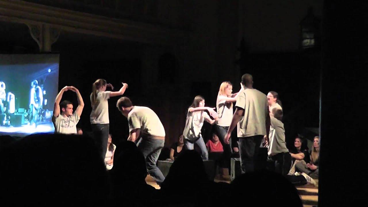 Sackville High School Improv team 2011 - YouTube