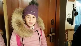 Зима, снег. Делаем уроки, кисель, лекарство от простуды и лечение
