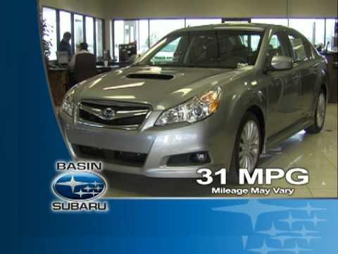 Basin Subaru Commercial - YouTube