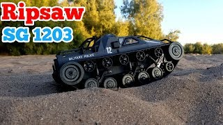 SG 1203 12th scale Ripsaw Tank
