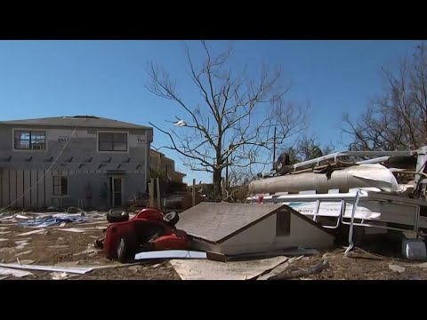 Days After Hurricane Michael, Rescuers Comb Through The Rubble | NBC Nightly News