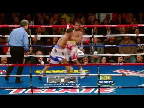 Victor Ortiz vs. Lamont Peterson: Highlights (HBO Boxing)