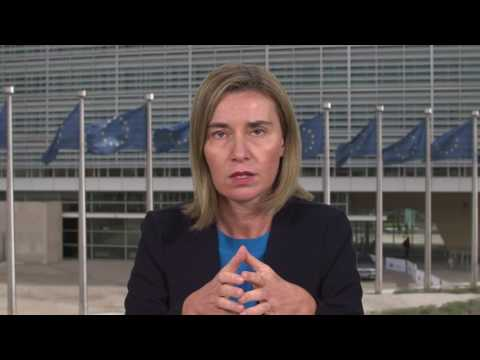 Federica Mogherini on the occasion of release of the Middle East Quartet Report