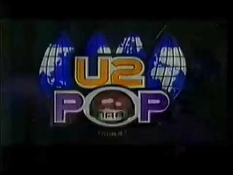 Chamada do Especial U2 na Rede Manchete