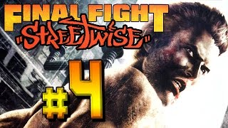 Final Fight Streetwise - part 4 gameplay (PS2, XBOX) 3D Beat'em up [SLUS-21238]