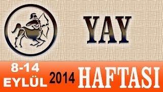 YAY Burcu, HAFTALIK Astroloji Yorumu, 8-14 EYLÜL 2014, Astrolog DEMET BALTACI Bilinç Okulu