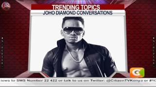 Governor 001 advised Diamond platinumz not to end his relationship #10Over10